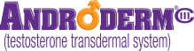 Androderm Logo